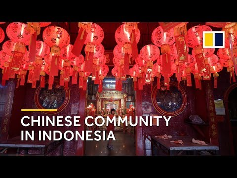 The Indonesian Chinese Still Grappling With Discrimination