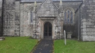 Whitchurch United Kingdom  city photos gallery : FPV Quadcopter St Andrew's Church, Whitchurch, Devon UK