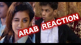 Video Priya Prakash Varrier (oru addar love) ARAB REACTING!!!! MP3, 3GP, MP4, WEBM, AVI, FLV Maret 2018