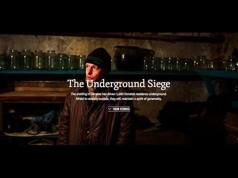 Ukraine: Underground Siege