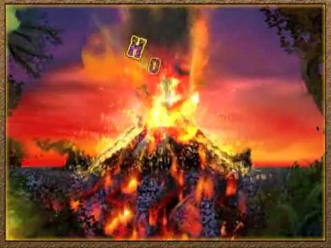 Hot Hot Volcano - Slot