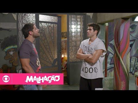 Malhação: Pro Dia Nascer Feliz I capítulo 166 da novela, terça, 21 de março, na Globo
