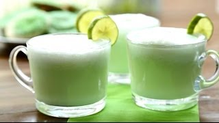 St. Patrick's Day Recipes - How To Make Green Grog Punch