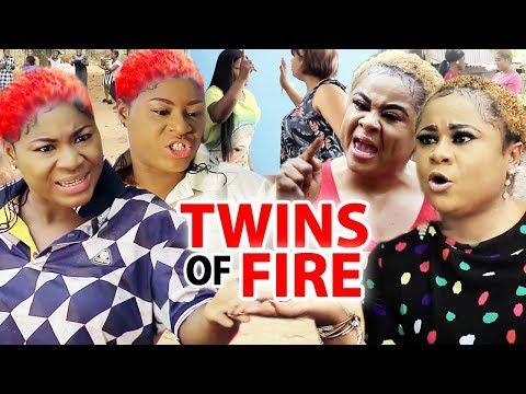 Twins Of Fire COMPLETE Season 7 & 8 - Destiny Etiko / Uju Okoli 2020 Latest Nigerian Movie