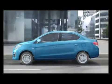 โฆษณา Mitsubishi Attrage มิตซูบิชิ แอททราจ TVC โดยคิมเบอร์ลี