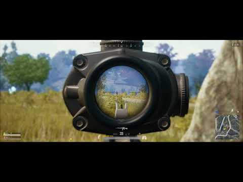 Surprising end to a PUBG match