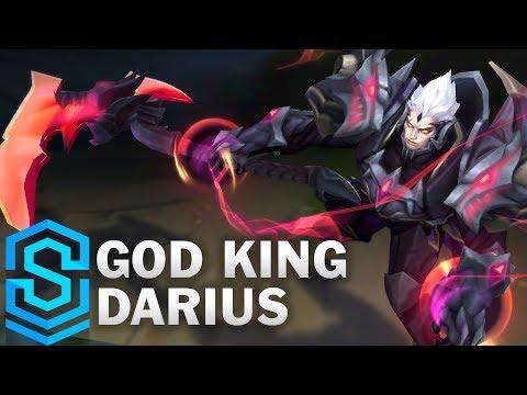 Darius Lang Vương - God King Darius