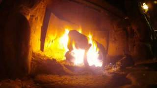 Kirkwood Inn Fireplace - GoPro Time Lapse
