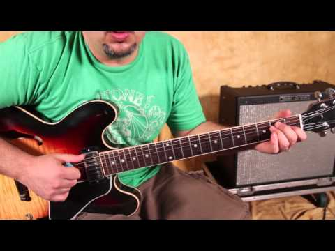 White Stripes   Ball and Biscuit   Style Blues Guitar Lesson