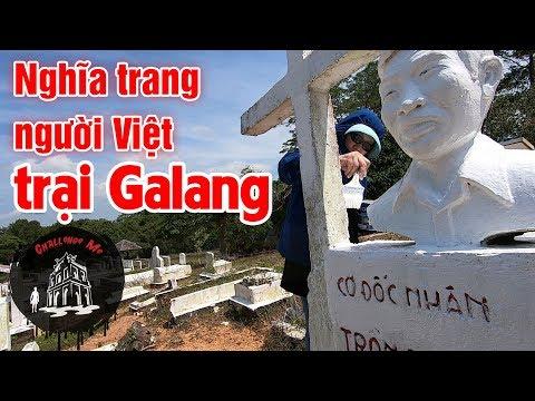 Nghĩa trang người Việt trong trại tị nạn Galang [Indonesia 3] - Thời lượng: 43 phút.