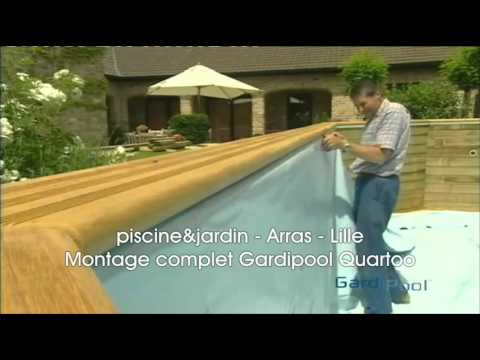 Comment reparer liner piscine hors sol for Liner cash piscine
