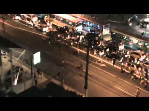 Protesto em Vitória-ES