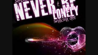 Simone Milanese - Never Be Lonely (feat. Shawna Dee) (Original Mix) music video