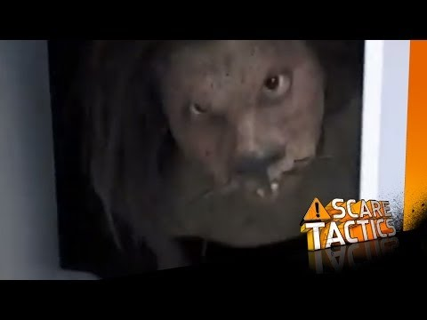 Scare Tactics - Rat Monster