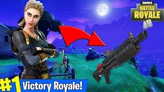 "Video NEW ""HEAVY SHOTGUN"" UPDATE + NEW SKINS! (AMAZING FORTNITE PLAYER) MP3, 3GP, MP4, WEBM, AVI, FLV Maret 2018"