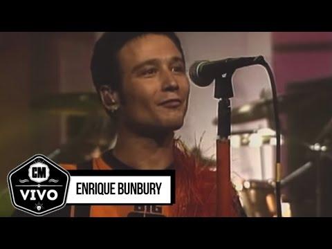 Enrique Bunbury (En vivo) - Show Completo - CM Vivo 1998