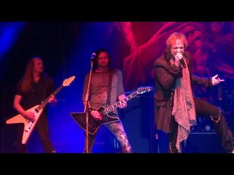Edguy - Love Tyger - Live at the Christmas Bash 2017 (видео)