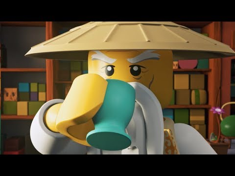 Wu's Teas - LEGO NINJAGO - Full Length Episode