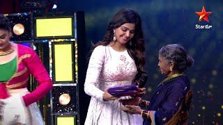 Monal gift to Gangavva and #Akhil gift to Monal .. #BBUtsavam today at 6 PM