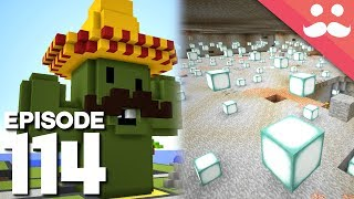 Hermitcraft 5: Episode 114 - Temple of BUMBO BEGINS!