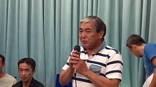 2017.8.20 55周年記念ボーリング大会2