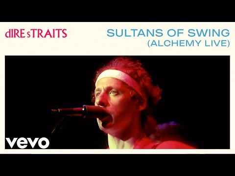 Dire Straits – Sultan of swing (live Londres)