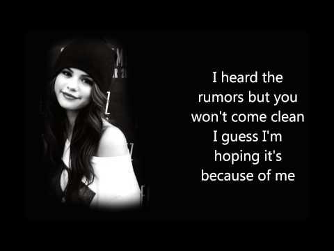 Video Selena Gomez - My Dilemma (Lyrics) (HQ) download in MP3, 3GP, MP4, WEBM, AVI, FLV January 2017