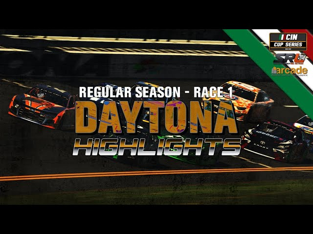 CIN CUP SERIES 2020 Gara 1 Driving Italia Daytona 250 Highlights
