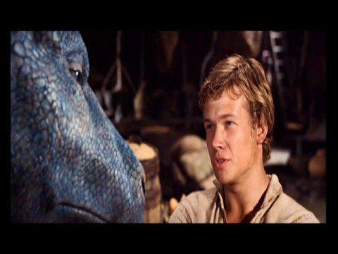 Eragon and Saphira---- we are one