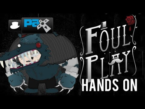 Foul - TotalBiscuit takes a look at Foul Play, an upcoming side-scrolling brawler from Mediatonic. Get it on Steam: http://bit.ly/15RMd4X Follow TotalBiscuit on Twi...