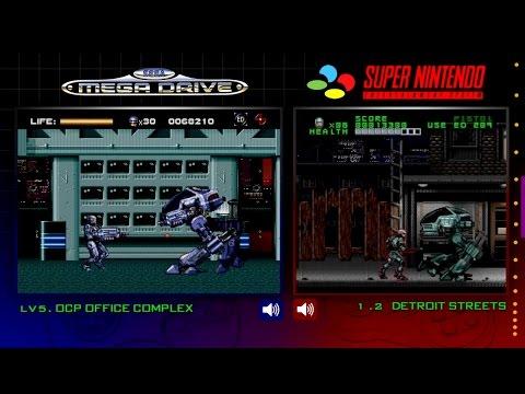 robocop vs terminator megadrive rom