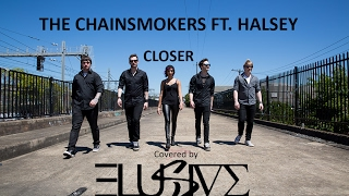 """NEW COVER: """"The Chainsmokers Feat. Halsey - Closer"""" 
