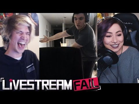 "Reddit funny - xQc Reacts to Funny Clips From ""Reddit: LiveStreamFail"" with Chat  GO AGANE!"
