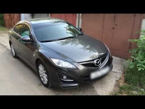 Mazda 6 2008 vin снимок