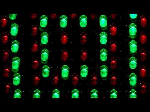 ETEC LED PAR 56 Spotlight 177 LEDs RGB