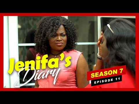 Jenifa's Diary S7EP11 - CAUGHT IN THE ACT | (JENIFA In LONDON)