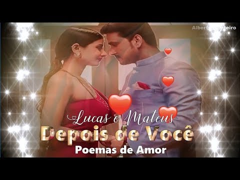Depois de Você  Lucas & Mateus  (Frases de Amor)