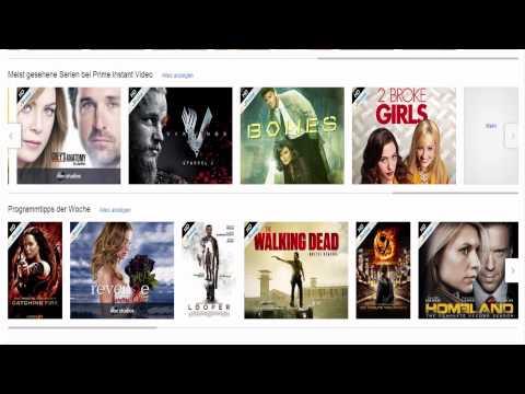 FILME KOSTENLOS ANSCHAUEN | SEHR VIEL SPAREN | AMAZON PRIME REVIEW
