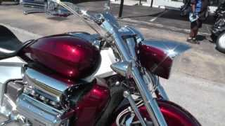 7. 000395 - Used 2004 Honda Rune Motorcycle For Sale
