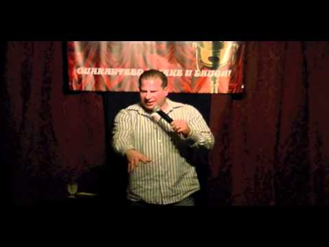 A.O.Wash Original Comedy Box (Comedian: Dan Smith) 11/25/11 [Pt. 3]