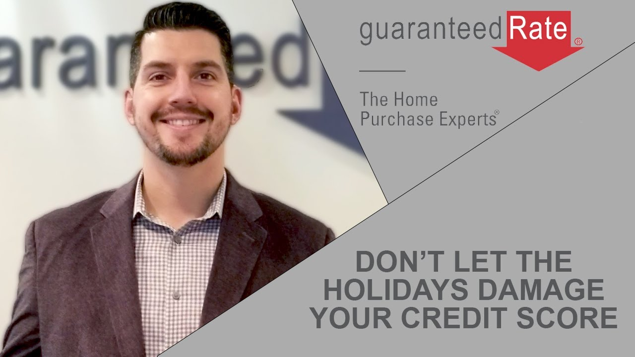 Keep Your Credit Score Up During the Holiday Season