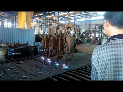 Multi-Torch Burny Flame CNC Retrofitting Malaysia