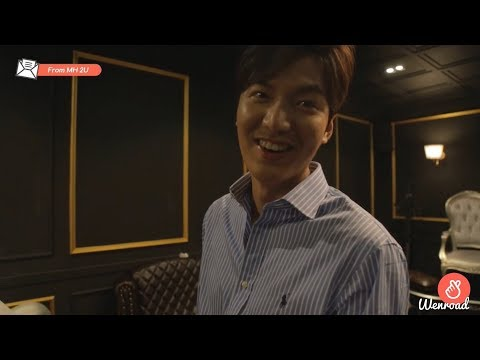 ‪【ENG SUB】20190510‬ LEE MIN HO - 8 Letters EP 8 From MH 2U (From. 이민호)