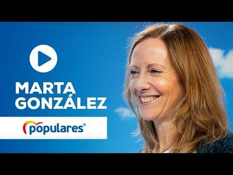 """Marta González denuncia """"la politización"""" y la """"actitud radical y violenta"""" de las protestas de un sector del taxi"""