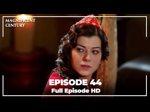 Magnificent Century Episode 44 | English Subtitle