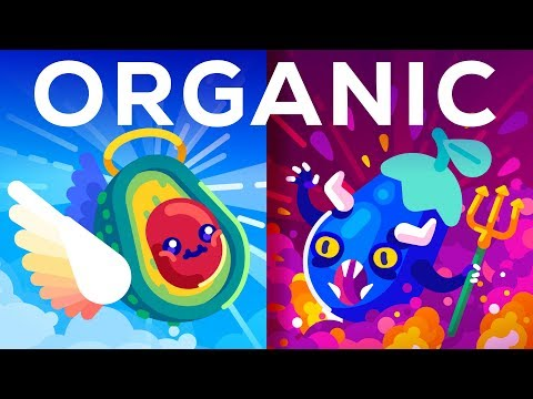 Is Organic Really Better Healthy Food Or Trendy