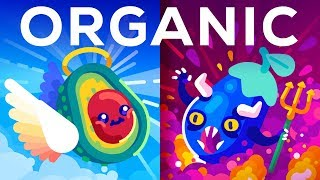 Is Organic Really Better? Healthy Food or Trendy Scam?