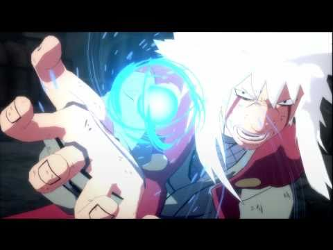 preview-Naruto Shippuden: Ultimate Ninja Storm 2 - Jiraiya vs Pain Boss Battle HD Pt 2/2