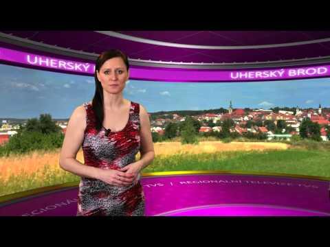 TVS: Zpravodajství Uherský Brod - 25.3.2016