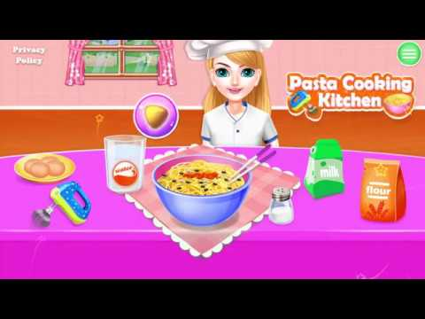 Pasta Cooking Food Maker Kitchen By Hipoo Games